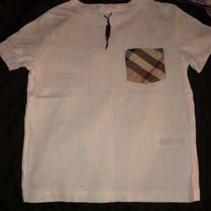 Boy's Burberry t-shirt